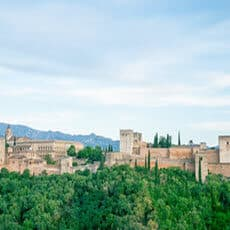 10-daagse fly drive Andalusie