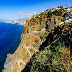 8-daagse fly drive Madeira